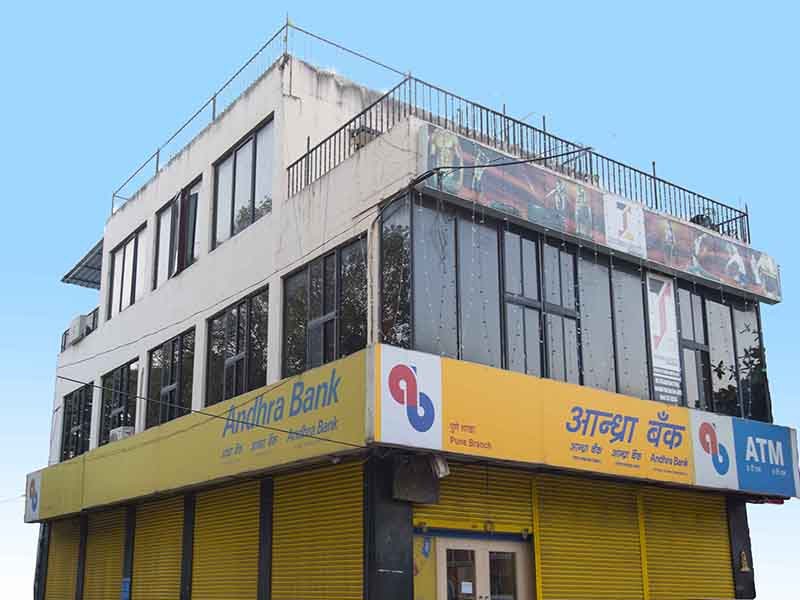 Andhra Bank, Sachapir Road, Pune